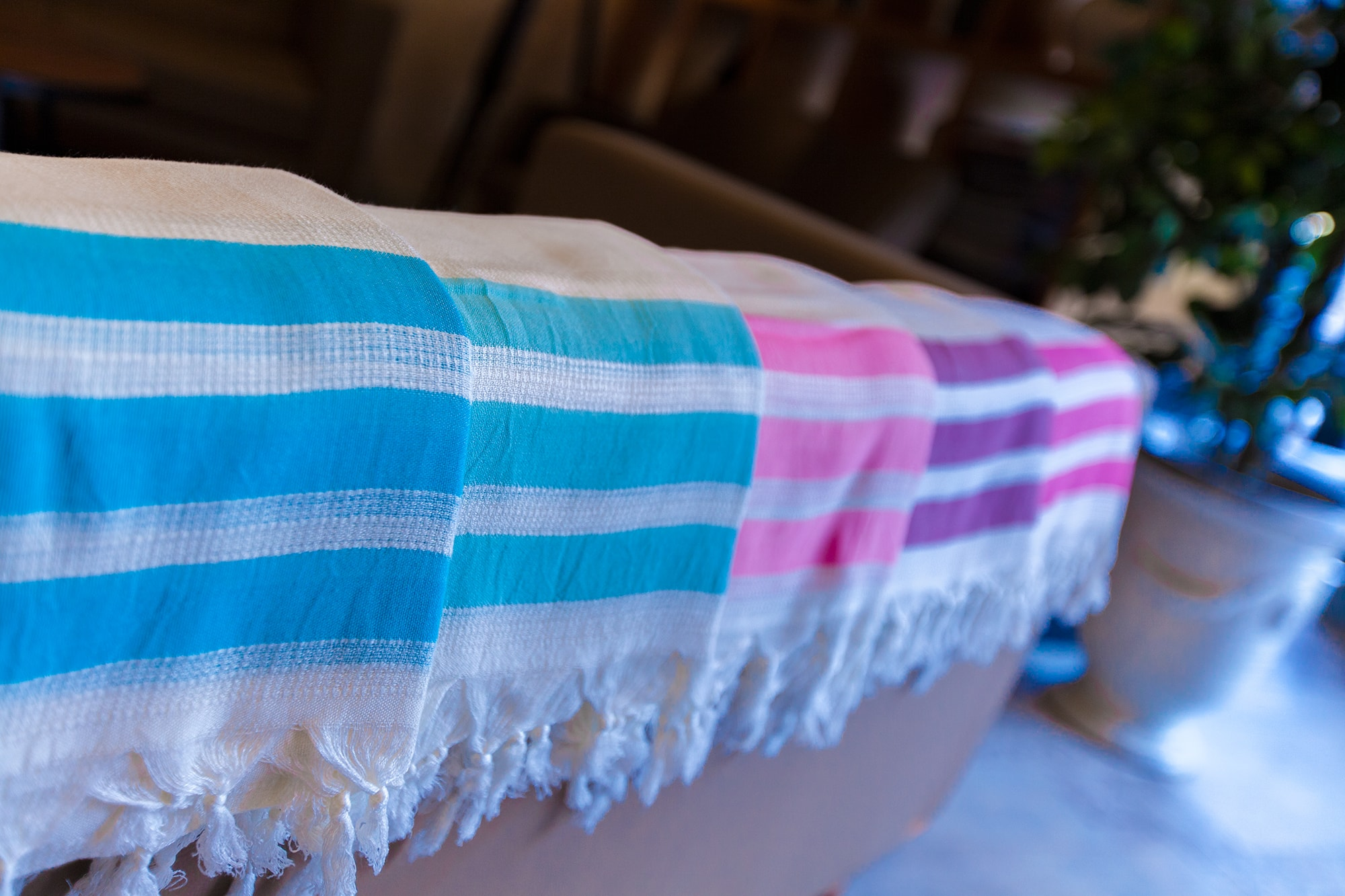 Motto Peshtemal Turkish Towel Manufacturer Wholesaler