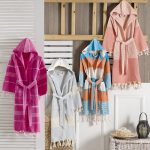 Kids Bathrobe -Peshtemal Bathrobe