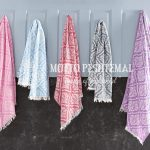D-Mask Hammam Towel in various colors